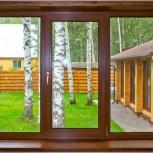 Окна кашированные, Барнаул
