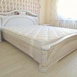 Кровать из массива ясеня беленого, Барнаул
