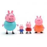 Свинка Пеппа семья. Игровой набор, Барнаул