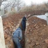 Земельные, подсобные, демонтажные работы. Ежедневно., Барнаул