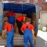 Услуги грузчиков, разнорабочих, подсобных рабочих. Без выходных., Барнаул
