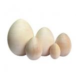 Яйцо для росписи 25*20 заготовка деревянная, Барнаул