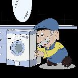 Ремонт стиральных машин у вас дома, Барнаул