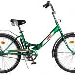 Велосипед АИСТ складной 24-201, Барнаул