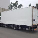 Грузоперевозки фургон 47 м.куб., 18 европпалет, Барнаул
