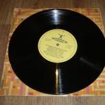 продается пластинка эстр/обозрение 1961 г в 33об, Барнаул