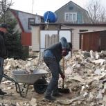 Уборка мусора с территории. Вывоз. Без выходных., Барнаул