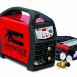 Сварочный аппарат Telwin Technology Tig 230 DC-HF/LIFT+ACC, Барнаул