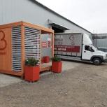 Временное хранение и терминальная обработка грузов, Барнаул