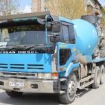 Доставка бетона, раствора, извести миксерами (автобетоносмесителями), Барнаул