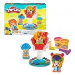 Сумасшедшие прически набор для лепки Play-Dohот Hasbro, Барнаул