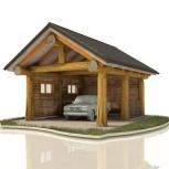 Проектирование деревянного дома, бани или сруба, Барнаул