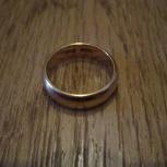 Заводское обручальное кольцо, золото 585 пр, Барнаул