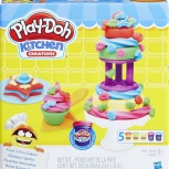 Делаем Торт. Набор Для Лепки Play-Doh, Барнаул