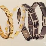 Титановый магнитный браслет, Барнаул