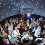 Мобильный планетарий, Барнаул