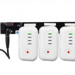 Зарядное устройство для трех аккумуляторов DJI Phantom 3 и 4, Барнаул