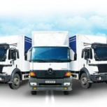 Аренда грузовиков от 3 до 60 тонн. Широкий спектр!, Барнаул
