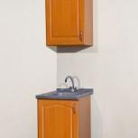 Кухонный шкаф под мойку + шкаф под посуду с фасадоми МДФ, Барнаул
