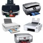 Заправка картриджей для лазерных принтеров, Барнаул