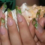 Обучение наращиванию ногтей, Барнаул