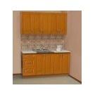 Кухонный гарнитур 1.6метра ольха рис. N2, Барнаул