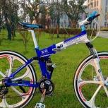 Новый складной велосипед с доставкой барнаул, Барнаул