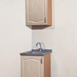 Кухонный шкаф под мойку + шкаф под посуду с фасадами МДФ, Барнаул