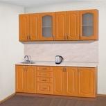 "Кухня ""Мария"", цвет вишня, Барнаул"