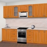 "Кухня ""Лиана"", цвет вишня, Барнаул"