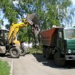 Вывоз строительного и бытового мусора, Барнаул