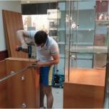 Разборка, упаковка, перевозка оборудования, Барнаул
