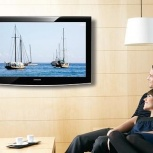 Монтаж телевизора на стену, Барнаул