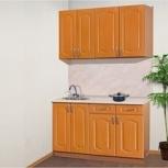 "Кухня ""Дамалис"", цвет вишня, Барнаул"