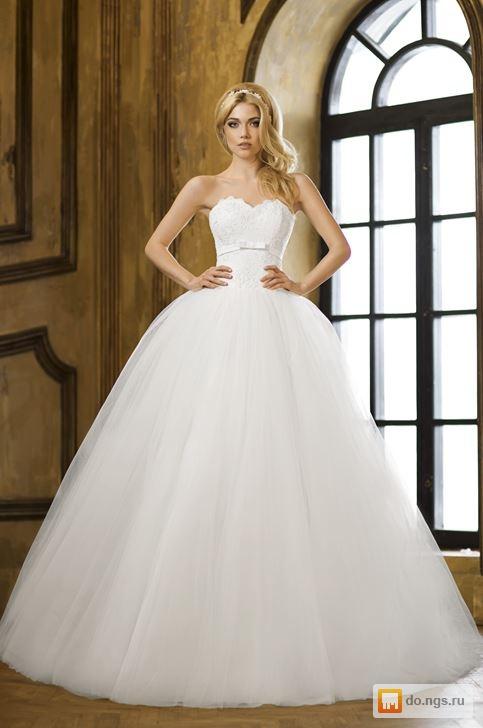 Распродажа свадебных платьев , фото. Цена - 4500.00 руб., Барнаул
