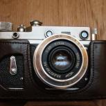 Продается фотоаппарат Зоркий-2с 1959г. в, Барнаул